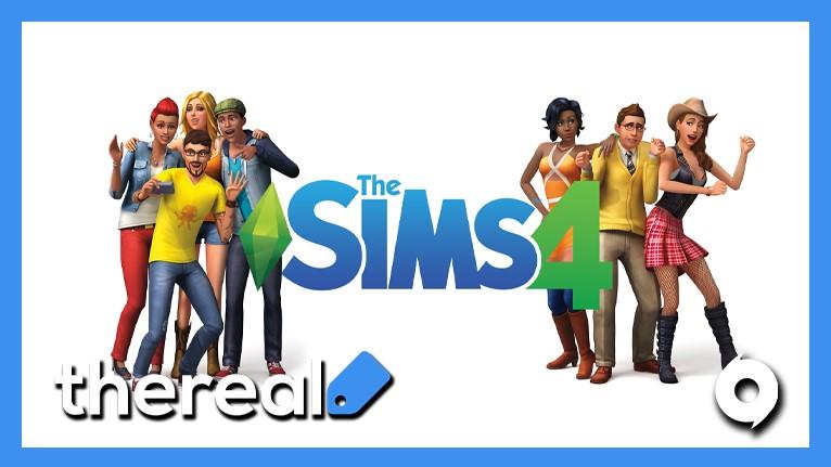 Купить The Sims 4   REGION FREE   ГАРАНТИЯ   Origin
