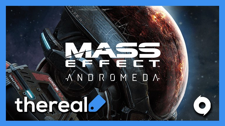Купить Mass Effect Andromeda | REGION FREE | ГАРАНТИЯ