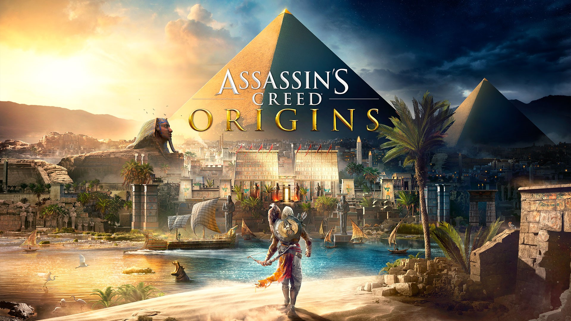 Купить Assassin´s Creed Origins [Пожизненная гарантия]