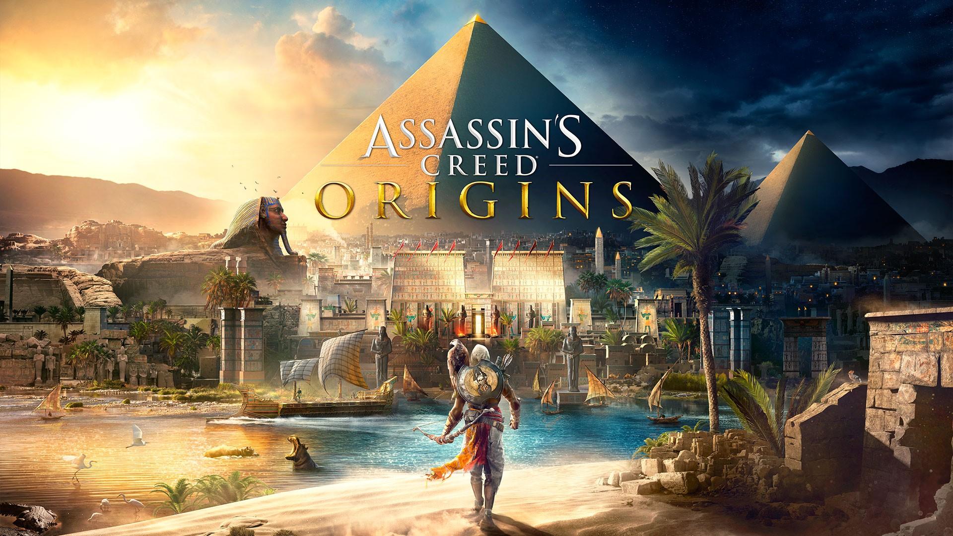 Assassin´s Creed Origins [Пожизненная гарантия]