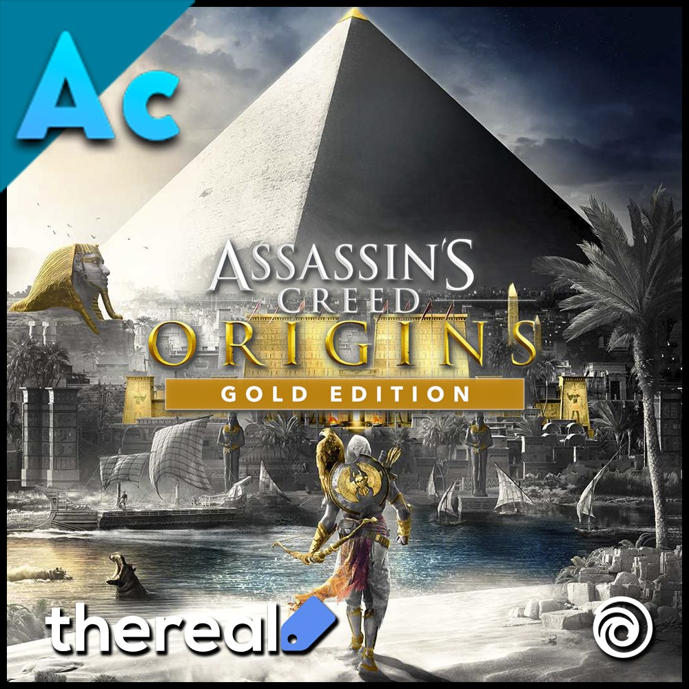 Купить ASSASSINS CREED ORIGINS | REGION FREE | UPLAY  &#9989