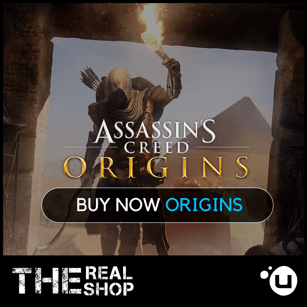Купить Assassin´s Creed Origins MULTI  Гарантия | Uplay