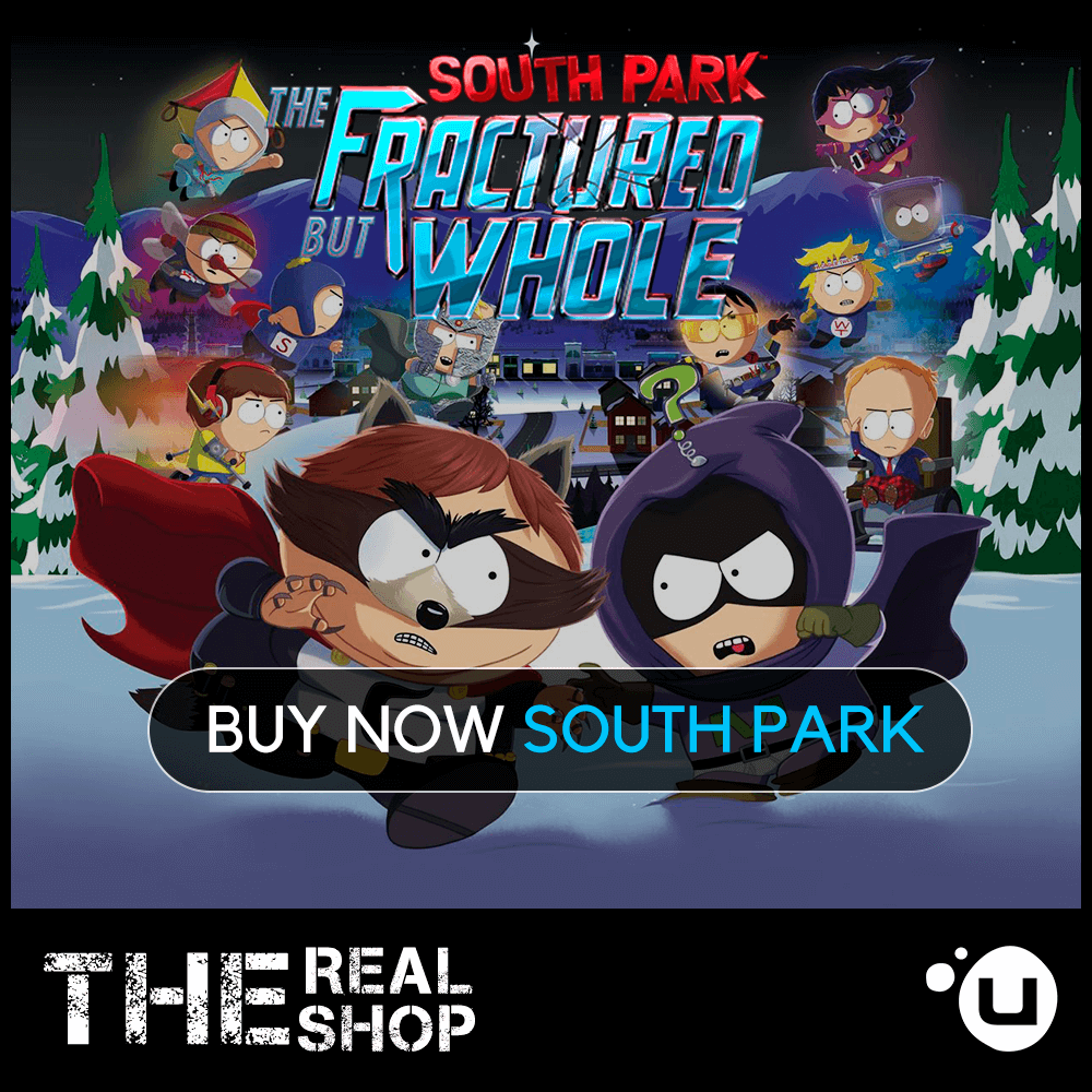 Купить SOUTH PARK THE FRACTURED BUT WHOLE Гарантия | Uplay