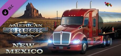 Купить American Truck Simulator - New Mexico (Steam RU)