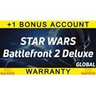 StarWars Battlefront 2 Deluxe | Гарантия 5 лет | + Приз