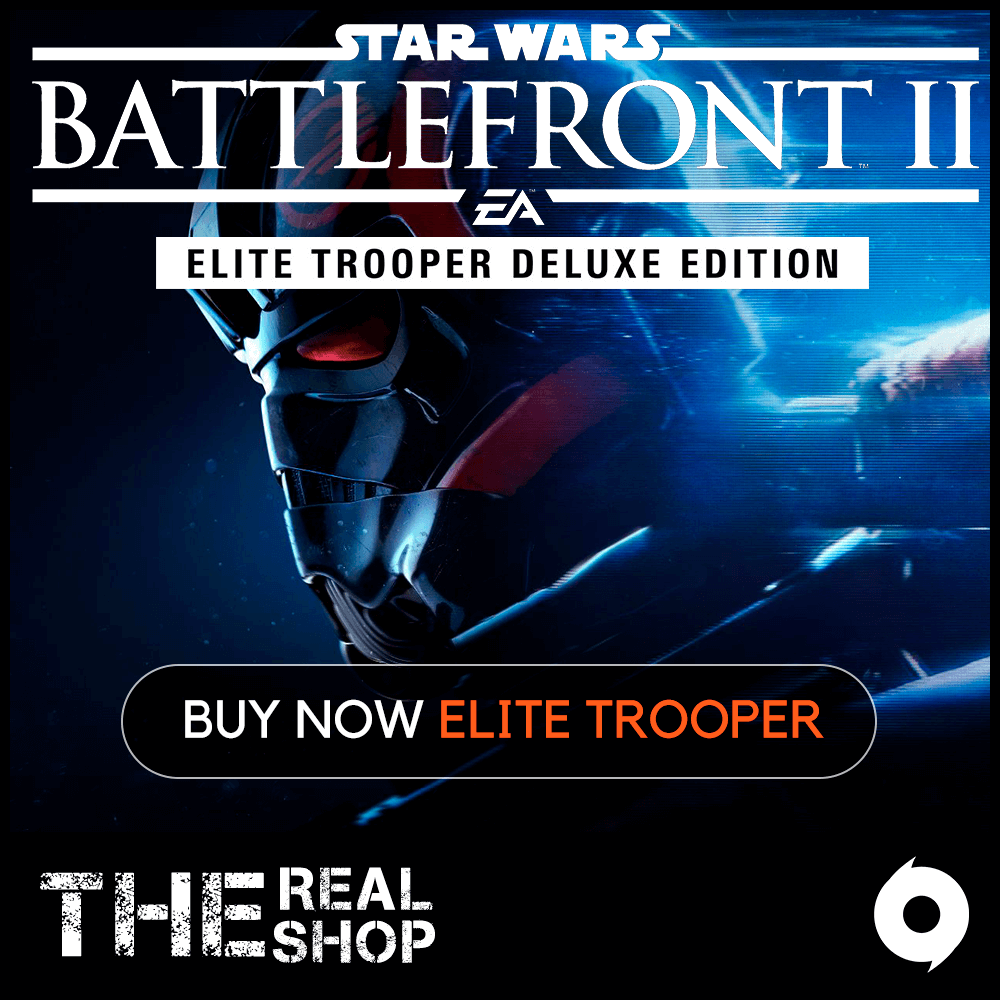 Купить Battlefront II Elite Trooper Deluxe RU/ENG [ ГАРАНТИЯ ]