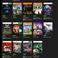 Mortal Kombat + GTA 5 + Just Dance 2014 XBOX 360