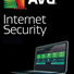 AVG Internet Security 2018 3 ПК 1год RegFree Все языки