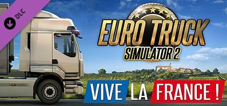 Купить Euro Truck Simulator 2 Vive la France (Steam RU UA KZ)