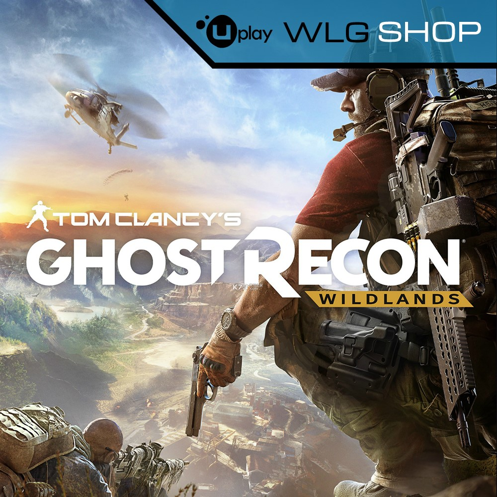 Купить Tom Clancy´s WILDLANDS [REGION FREE] Uplay