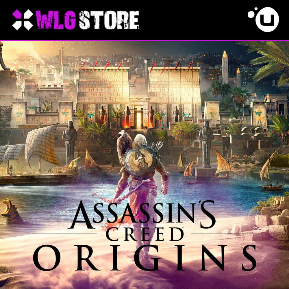 Купить Assassin´s Creed ORIGINS [REGION FREE] &#128142