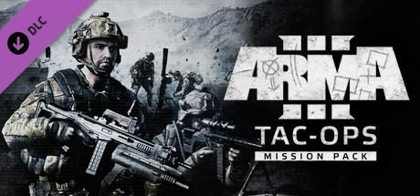 Купить Arma 3 Tac-Ops Mission Pack (Stem DLC RU)