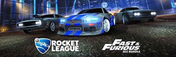 Купить Rocket League - Fast & Furious DLC (Steam RU)