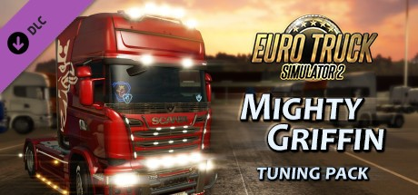 Купить Euro Truck Simulator 2 - Mighty Griffin Tuning Pack