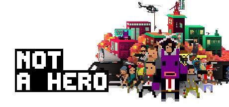 Купить NOT A HERO Steam RU