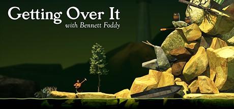 Купить Getting Over It with Bennett Foddy Steam RU