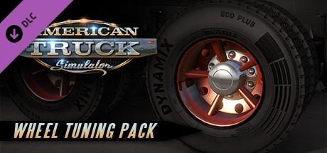 Купить American Truck Simulator - Wheel Tuning Pack