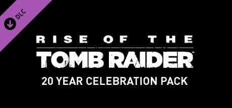 Купить Rise of the Tomb Raider 20 Year Celebration Pack
