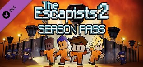 Купить The Escapists 2 - Season Pass (Steam RU DLC)