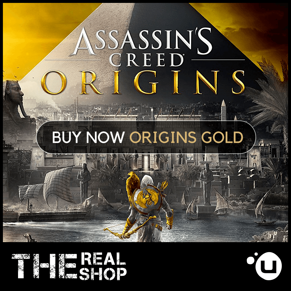 Купить ASSASSINS CREED ORIGINS GOLD EDIT SEASON PASS | UPLAY