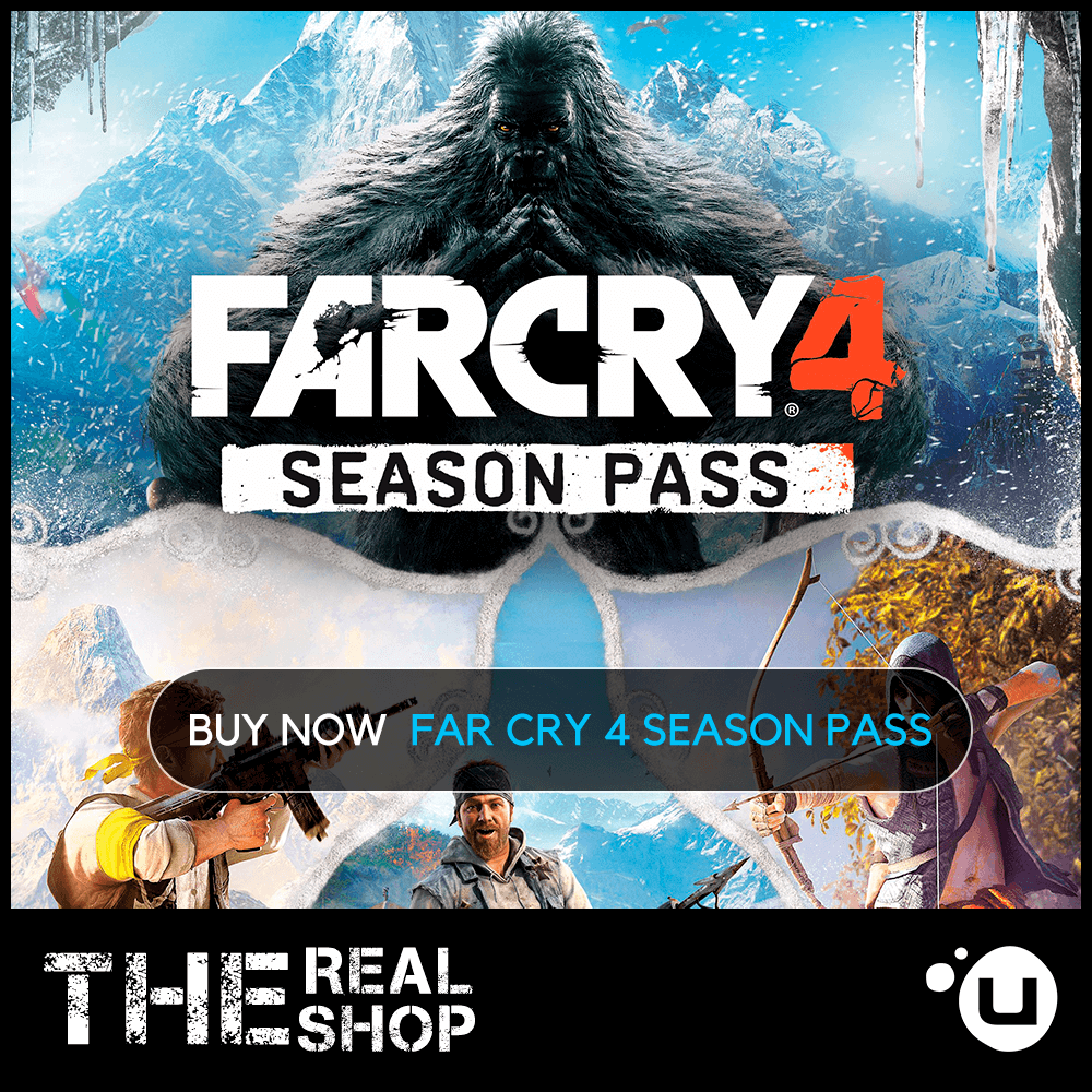Купить FAR CRY 4 SEASON PASS | ГАРАНТИЯ | UPLAY &#9989