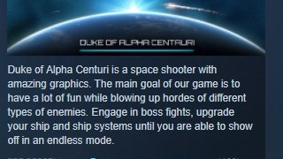Duke of Alpha Centauri STEAM KEY REGION FREE GLOBAL