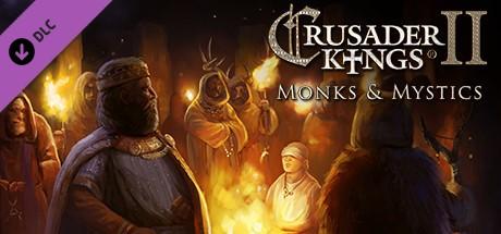 Купить Crusader Kings II Monks & Mystics Steam RU DLC