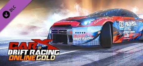 Купить CarX Drift Racing Online - Gold (Steam RU) DLC