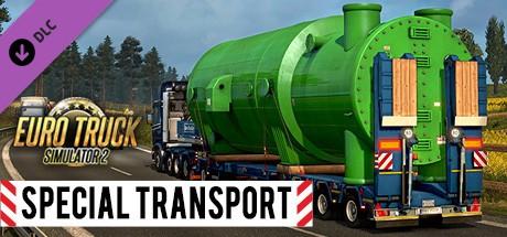 Купить Euro Truck Simulator 2 - Special Transport (Steam RU)