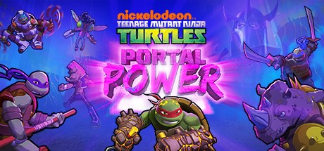 Купить Teenage Mutant Ninja Turtles Portal Power Steam RU