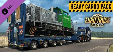 Купить Euro Truck Simulator 2 - Heavy Cargo Pack Steam RU