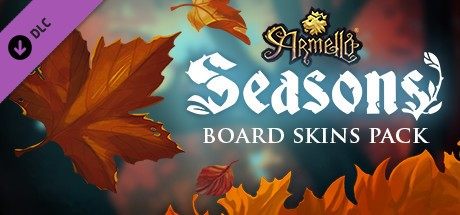 Купить Armello - Seasons Board Skins Pack Steam RU DLC