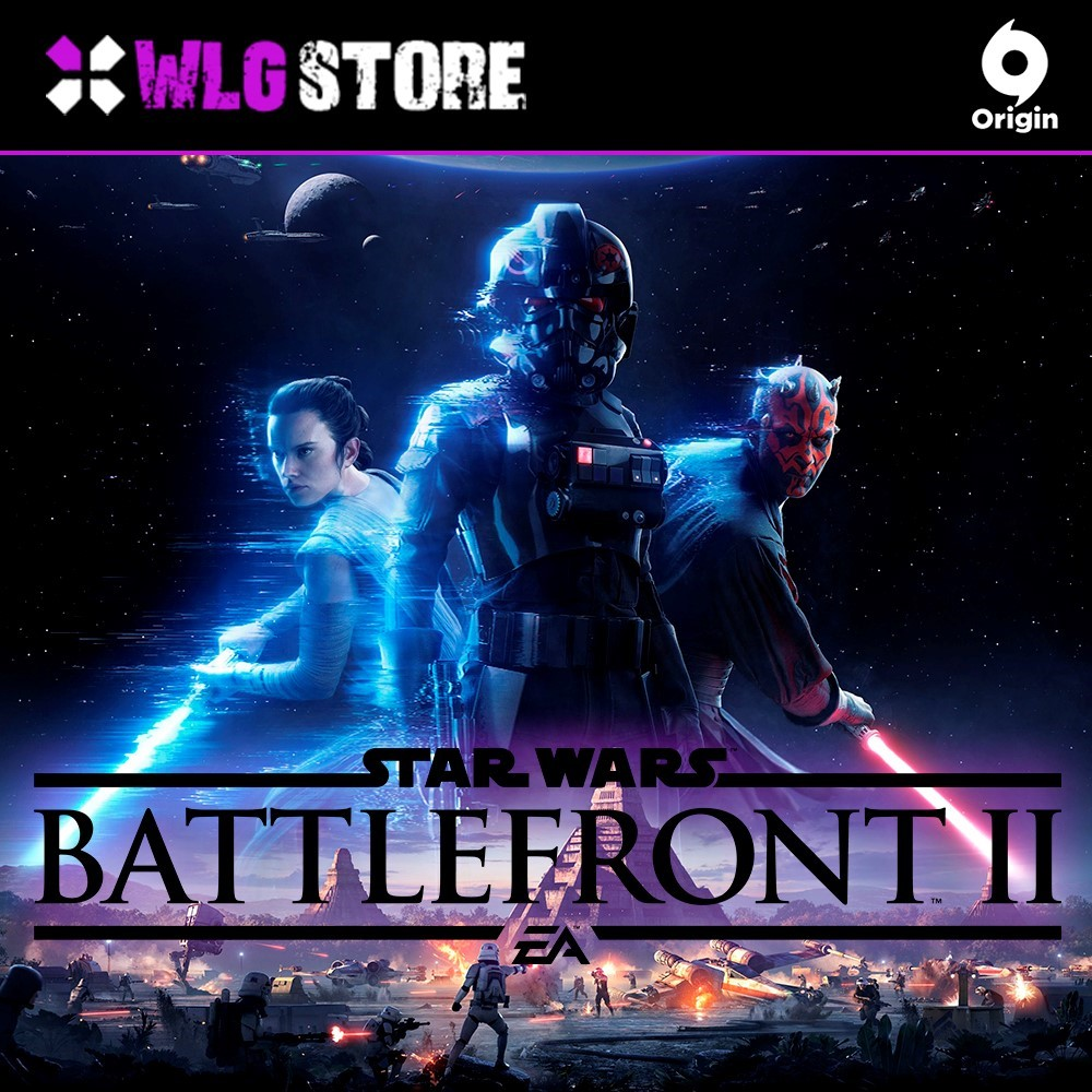 Купить STAR WARS BATTLEFRONT 2 Origin