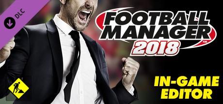 Купить Football Manager 2018 - In-Game Editor (Steam RU)