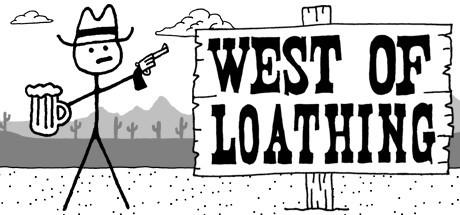 Купить West of Loathing Steam RU