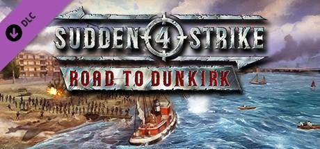 Купить Sudden Strike 4 - Road to Dunkirk Steam RU