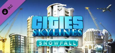 Купить Cities Skylines - Snowfall (Steam DLC RU)