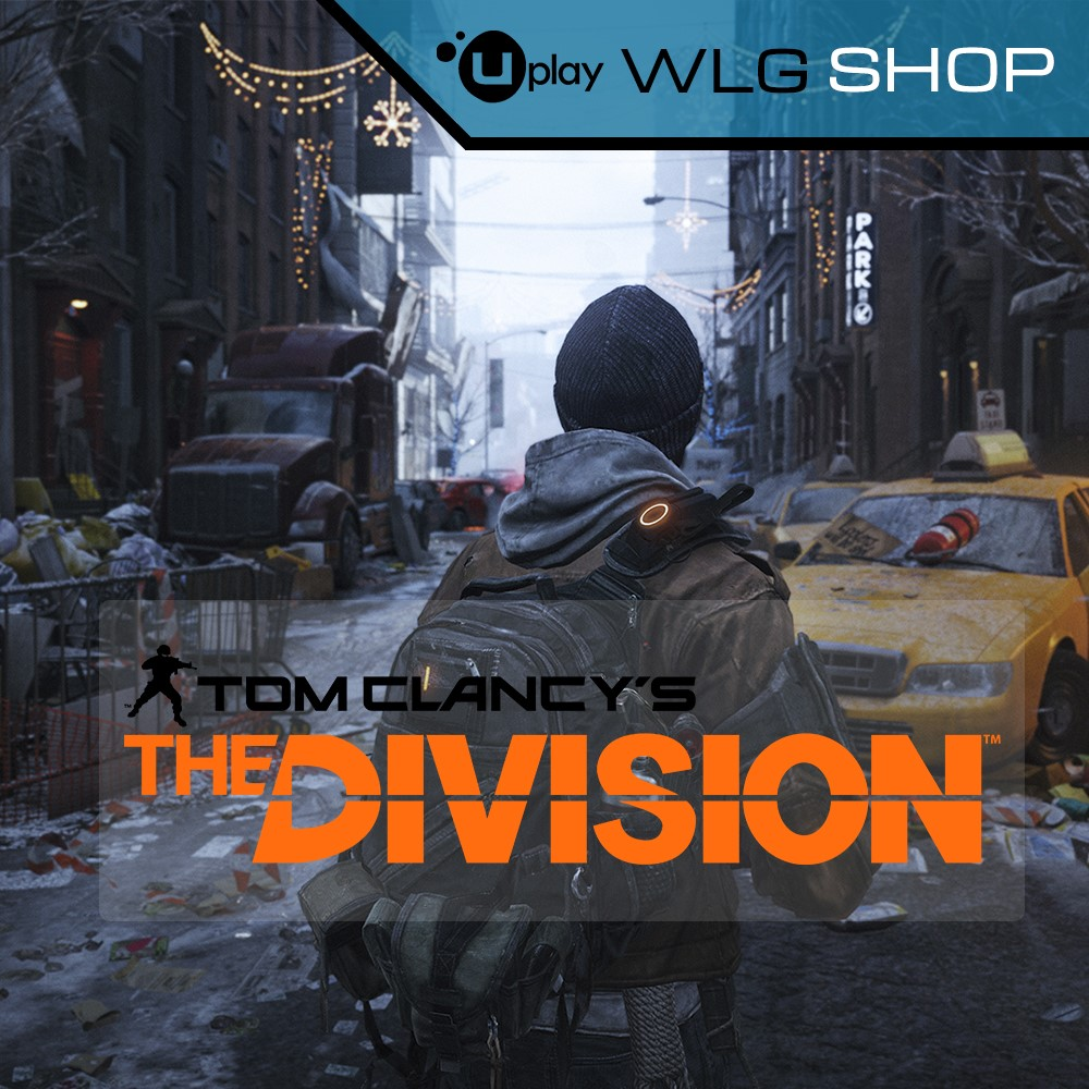 Купить Tom Clancy's The DIVISION | GOLD [SEASON PASS] Uplay