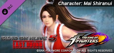 Купить DOA5LR Character Mai Shiranui Steam RU