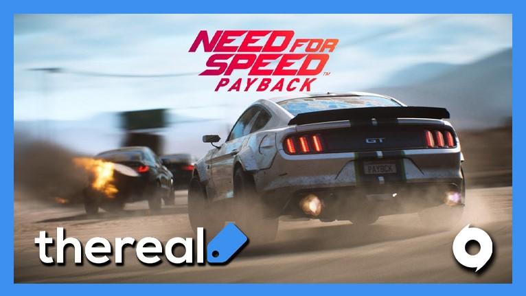 Купить Need For Speed Payback 2017 / ГАРАНТИЯ / Origin