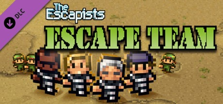 Купить The Escapists - Escape Team (Steam RU)