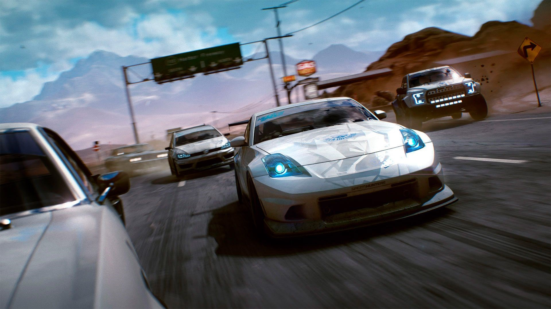 Need for Speed: Payback + Ответ на секретный вопрос