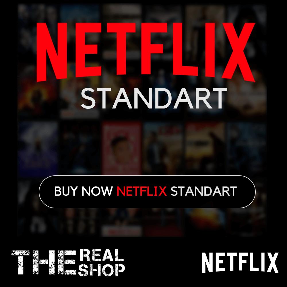 Купить Netflix Standart АККАУНТ / ГАРАНТИЯ