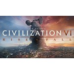 CIVILIZATION 6 VI RISE AND FALL DLC (STEAM) + ПОДАРОК