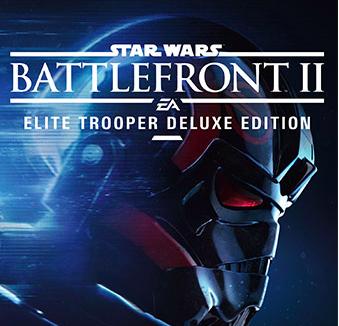 Купить STAR WARS BATTLEFRONT II Elite Trooper Deluxe СЕКРЕТКА
