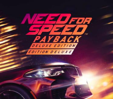 Купить Need for Speed Payback Deluxe + СЕКРЕТКА