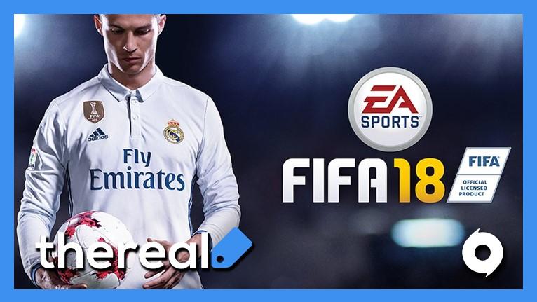 Купить FIFA 18   REGION FREE   CASHBACK   ORIGIN