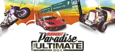 BURNOUT™ PARADISE THE ULTIMATE BOX [ + СЕКРЕТКА ]