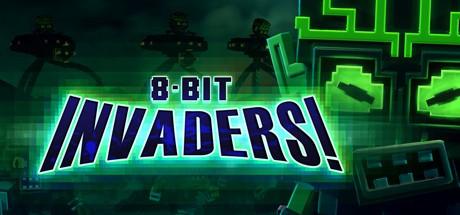 Купить 8-Bit Invaders (Steam RU)