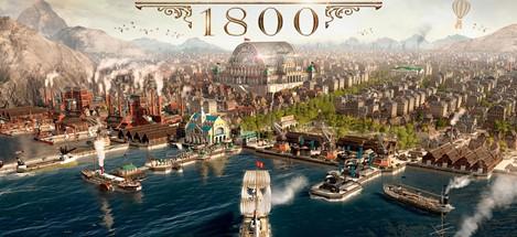 Anno 1800 [Uplay аккаунт]